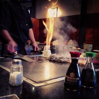 Photo taken at Hibachi of Valley Forge by Josh S. on 4/7/2013