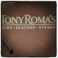 Photo taken at Tony Roma's Ribs, Seafood, & Steaks by Adib S. on 9/29/2012