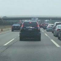 Photo taken at New Jersey Turnpike - East Brunswick by Joseph L. on 7/20/2013