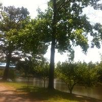 Photo taken at University of Richmond by joe b. on 6/25/2013