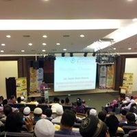 Photo taken at Universiti Tenaga Nasional (UNITEN) by Afiq A. on 9/29/2012