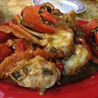 Photo taken at William's Crab Restaurant by Adila Pablo on 9/18/2016
