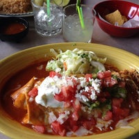 Photo taken at Luisa's Mexican Grill by Mindi on 5/19/2014