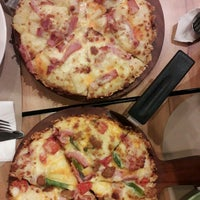Photo taken at The Pizza Company by Supakan P. on 11/29/2016