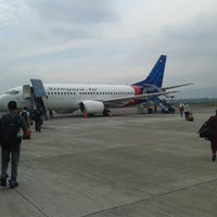 Photo taken at Bandara Abdulrachman Saleh (MLG) by Abdillah K. on 11/3/2012