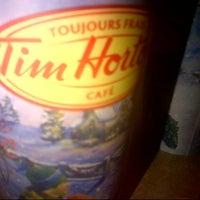 Photo taken at Tim Hortons by Lissa U. on 12/7/2012