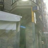 Photo taken at Seven by Jordi R. on 1/14/2013