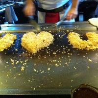 Photo taken at Samurai by Monica B. on 9/23/2012