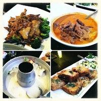 Photo taken at Original Thai Restaurant by Steven L. on 6/11/2013