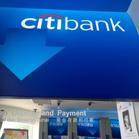 Photo taken at Citibank by Lim K. on 9/3/2016