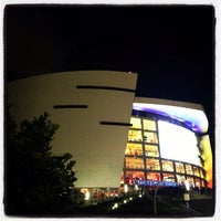 Photo taken at American Airlines Arena by Dana on 11/23/2013