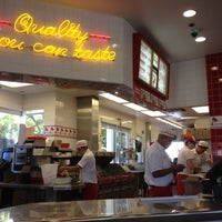 Photo taken at In-N-Out Burger by Dan L. on 10/8/2012