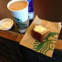 Photo taken at Starbucks by Andres C. on 3/15/2013