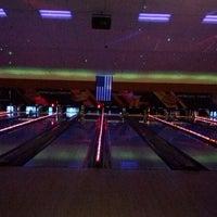 Photo taken at AMF Kegler's Lanes by Jim D. on 12/27/2011