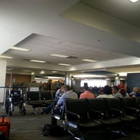 Photo taken at Gate E5 by Helen B. on 8/4/2013