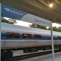 Photo taken at Amtrak Station by Douglas K B. on 5/17/2016