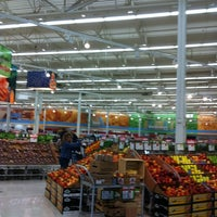 Photo taken at Meijer by Craig on 11/3/2012