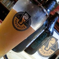 Photo taken at Foothills Brewing by Aaron B. on 5/6/2013