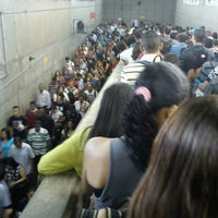 Photo taken at Estação Guaianases (CPTM) by cristiano L. on 1/7/2013