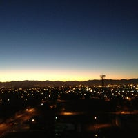 Photo taken at Renaissance Denver Stapleton Hotel by Tara H. on 1/5/2013