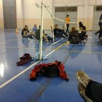 Photo taken at Faculdade Cenecista de Osório (FACOS) by Bruna F. on 10/11/2012