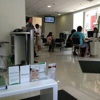 Photo taken at Banco Falabella Ahumada 302 by Fer on 2/6/2013