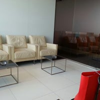 Photo taken at Etihad First Class Lounge & Spa by Amr T. on 11/23/2012