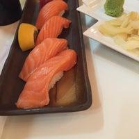 Photo taken at Sushi Noguchi by Gsel Yumi V. on 2/28/2016