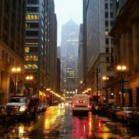 Photo taken at Chicago Board of Trade by GirlX on 12/14/2015