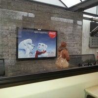 Photo taken at Station Oss by Ayten K. on 1/14/2013