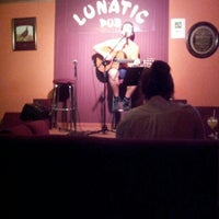 Photo taken at Lunatic Pub by D. S. on 10/13/2012