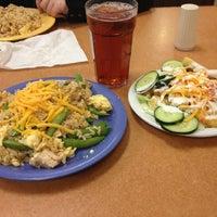 Photo taken at Harding University Cafeteria by Elena on 10/4/2012