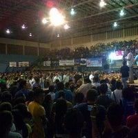 Photo taken at Colegio José Daniel Crespo by Patrocinio V. on 1/18/2013
