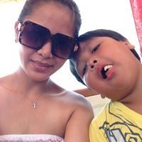 Photo taken at Boat ride to Batangas by M S. on 4/22/2013
