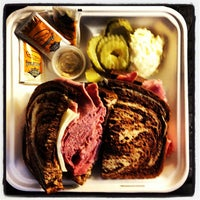 Photo taken at Market House Corned Beef by Christopher G. on 10/2/2012