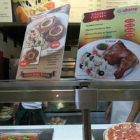 Photo taken at Sbarro by Anne R. on 2/7/2013