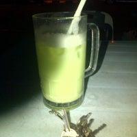 Photo taken at Amat Burger & Jus Buah Gelas Besar by dewata raya H. on 11/20/2012