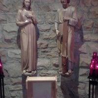 Photo taken at St. Louise De Marillac Church by Jennifer D. on 2/17/2013