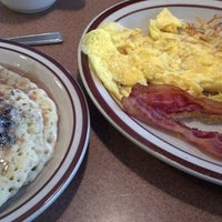 Photo taken at Denny's by Nicole A. on 3/24/2013