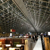 Photo taken at Terminal 2F by Alejandro M. on 1/7/2013