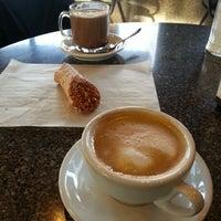 Photo taken at Café Roma by Tiffany M. on 1/12/2013