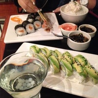 Photo taken at Sushi Roll by Schwer on 10/7/2012