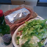 Photo taken at Chipotle Mexican Grill by Teri d. on 11/10/2012