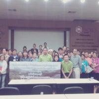Photo taken at SCG Paper | Ban Pong Mill by Nana S. on 5/30/2013