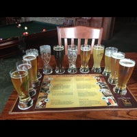 Photo taken at Upstream Brewing Company by Greg M. on 8/1/2013