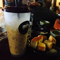 Photo taken at Coffee HooYa by Kwang K. on 9/19/2016