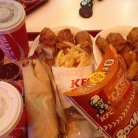 Photo taken at KFC by Vassia I. on 4/24/2013
