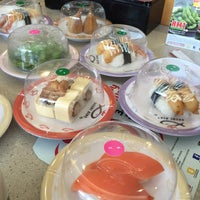 Photo taken at Sushi King by Sharainie A. on 10/24/2015