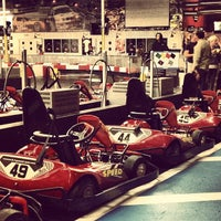 Photo taken at K1 Speed by Taylor A. on 4/26/2013