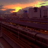 Photo taken at JR 姫路駅 11番ホーム by narax 2. on 7/3/2013